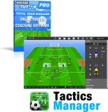 Total Team Manager PRO Edition and Tactics Manager