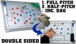 Football Magnetic Double Sided A3 Tactic Board