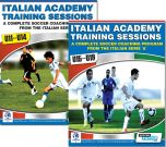 Italian Academy Training Sessions Book Set Combo