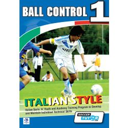 Ball Control 1 - Italian Style Youth and Academy Training Program
