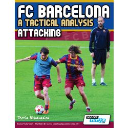 FC BARCELONA: A TACTICAL ANALYSIS - ATTACKING BOOK