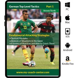 German Top Level Tactics - Fundamental Attacking Strategies - eBook Only