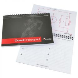 Football Coaches Session Planner A5 Notepad - 150 pages