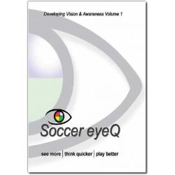 Soccer eyeQ Developing Vision & Awareness Vol. 1 Digital Video