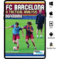 FC Barcelona: A Tactical Analysis - Defending Book - eBook Only