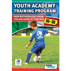 Youth Academy Training Program Book U5-8
