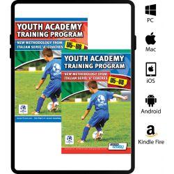 Youth Academy Training Program U5-8  - eBook and Video Set