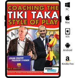 Coaching the Tiki Taka Style of Play