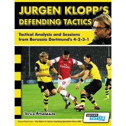 Jurgen Klopp's Defending Tactics and Sessions