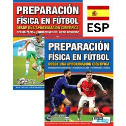 Preparación Física en Fútbol desde una Aproximación Científica: Entrenamiento condicional | Velocidad y agilidad | Periodización | Situaciones de juego reducido