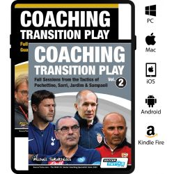 Coaching Transition Play Volume 1 & 2 Bundle - eBook Only
