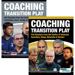 Coaching Transition Play Volume 1 & 2 Bundle