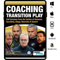 Coaching Transition Play - Full Sessions from the Tactics eBook