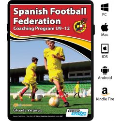 Spanish Football Federation Coaching Program U9-12 eBook