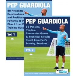 Pep Guardiola Volume 1 & 2 Bundle