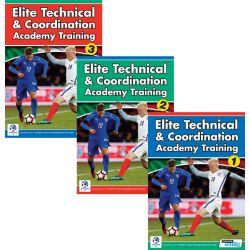 Elite Technical & Coordination Academy Training (3 Video Set) - 292 Exercises