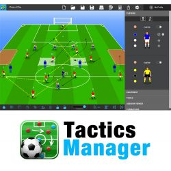 Tactics Manager App