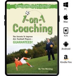 1 on 1  Coaching - The Secrets to Improve ALL Football Players - eBook