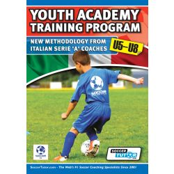 Youth Academy Training Program U5-8 - New Methodology From Italian Serie