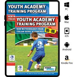 Youth Academy Training Program U5-8  - eBook and Video Set