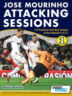 Jose Mourinho Attacking Sessions - Real Madrid