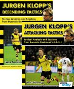 Jurgen Klopp's Attacking and Defending Tactics Book Set